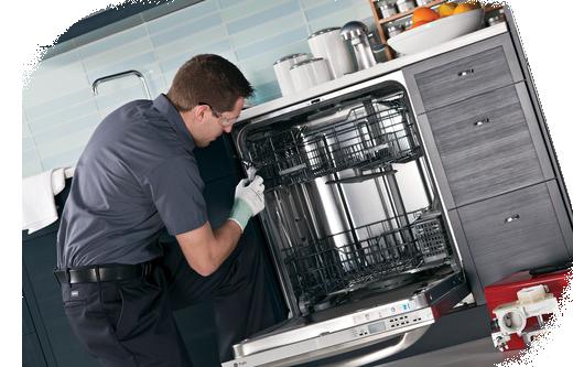 Мастер по монтажу посудомойки