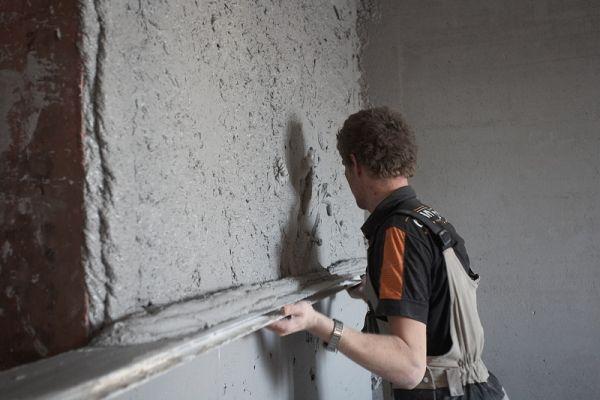 Видео штукатурка стен без маяков своими руками