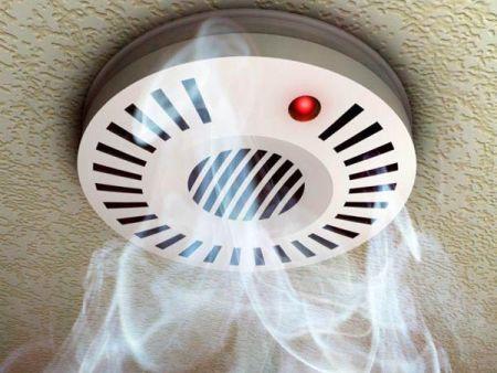 Пожарная сигнализация в квартире
